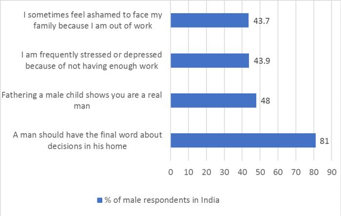 Masculinity-figure