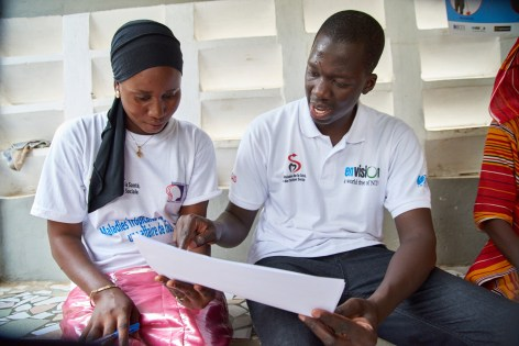 ENVISION Project in Senegal