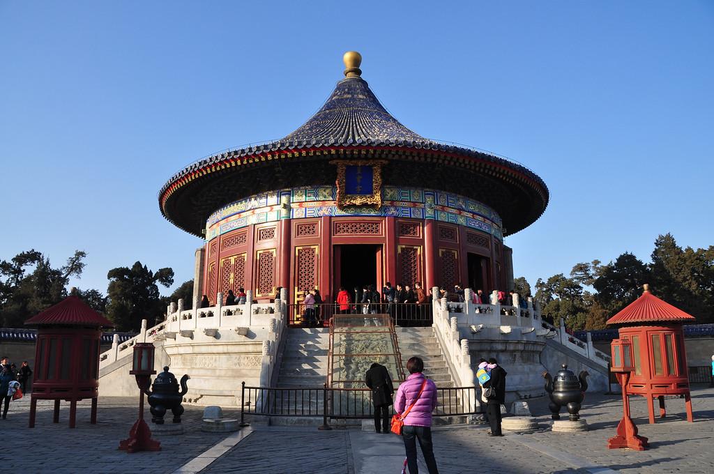 Imperial Vault of Heaven - 天坛 - Beijing - China