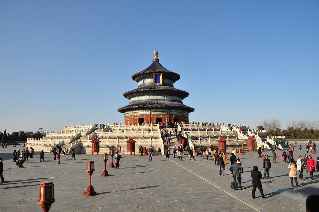 Temple of Heaven 天坛 - Beijing - China