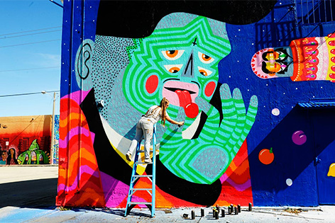 Erste Agentur Fur Graffiti Kunstler Wien Heute At