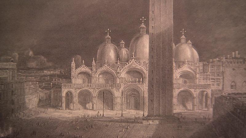 William Turner Und Der Mont Blanc Kunstgeschichte In Einzels Webseite