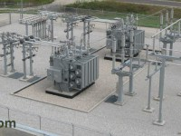 New Electrical Substation