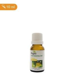 Citron, huile essentielle