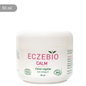Eczebio calm pour les peaux très sèches et à problèmes