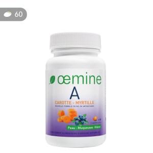 Oemine A, vitamines A naturelles