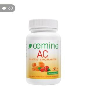 OemOemine AC - Vitamines A et C naturelles pour le tonusine AC - Vitamines A et C naturelles