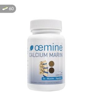 Oemine Calcium marin destiné à compléter l'apport en calcium naturel