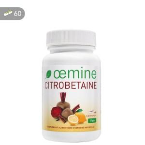 Oemine Citro-Bétaïne pour le confort digestif et hépatique