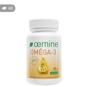 Oemine oméga-3 - oméga-3 végétaux