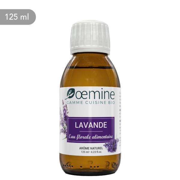 Hydrolat de Lavande certifié biologique. Sans conservateur.