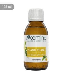 Hydrolat d'Ylang ylang certifié biologique. Sans conservateur.