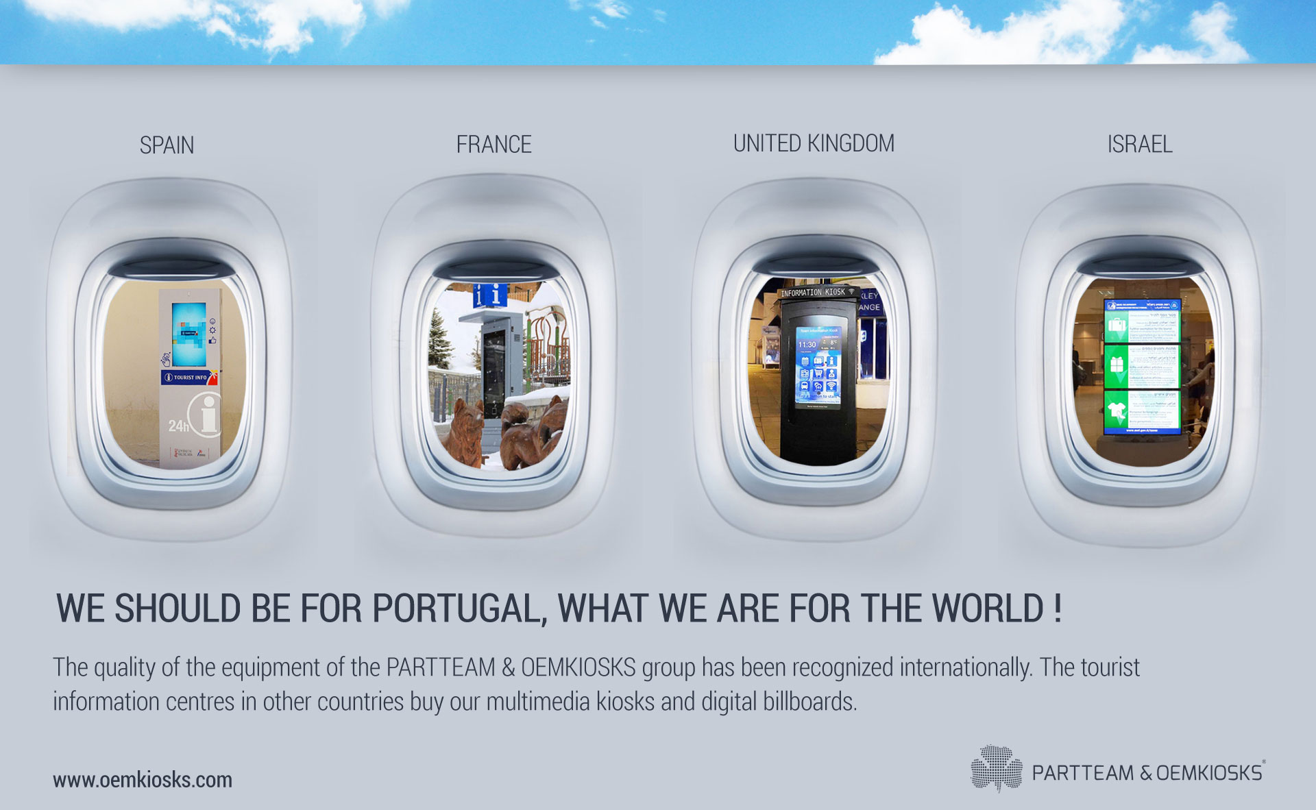 we should be for portugal, what we are for the world
