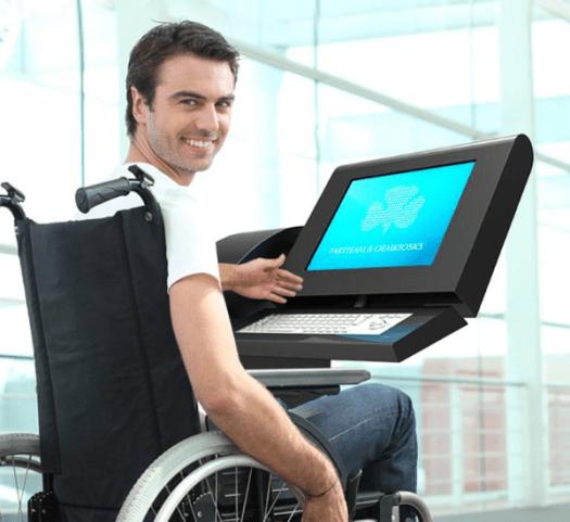 Acessibilidade, mobilidade e interactividade para todos!