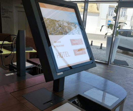 Self-service kiosks increase guest satisfaction