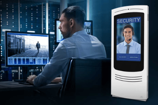 PARTTEAM & OEMKIOSKS' technology solutions for virtual security have a strong investment in videoconference