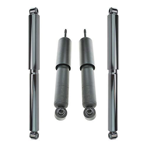 Front & Rear Shock Absorbers Struts Kit Set of 4 For Nissan Frontier Xterra