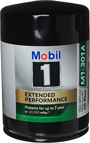 Mobil 1 M1-301A Extended Performance Oil Filter, Pack of 2