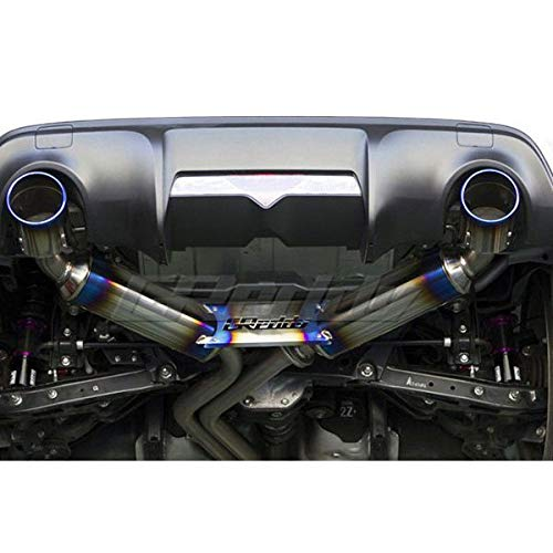 XS-Power 2009-2014 FOR Nissan GT-R GTR R35 Down pipe Y pipe Downpipe COMBO