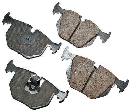 Akebono EUR683 EURO Ultra-Premium Ceramic Brake Pad Set