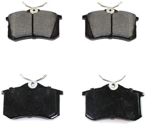 DuraGo BP340 C Rear Ceramic Brake Pad