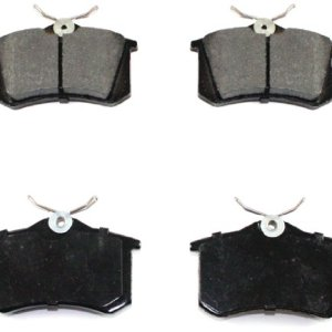DuraGo BP340 C Rear Ceramic Brake Pad