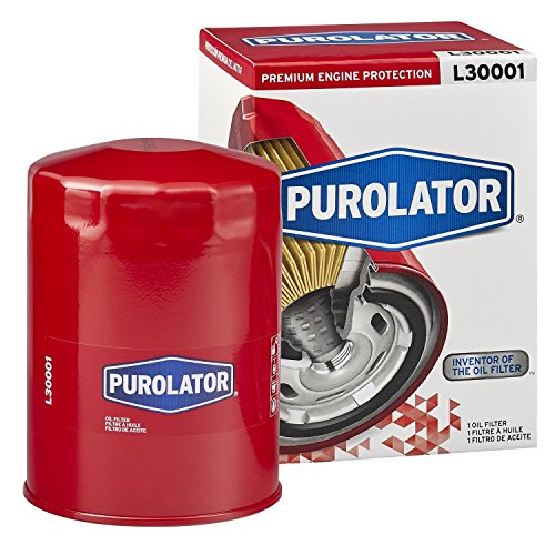 Purolator L30001 Purolator Oil Filter (Pack of 6)