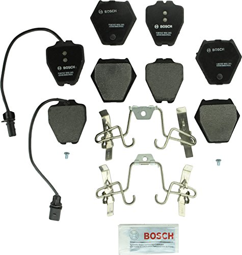 Bosch BP839 QuietCast Premium Semi-Metallic Front Disc Brake Pad Set