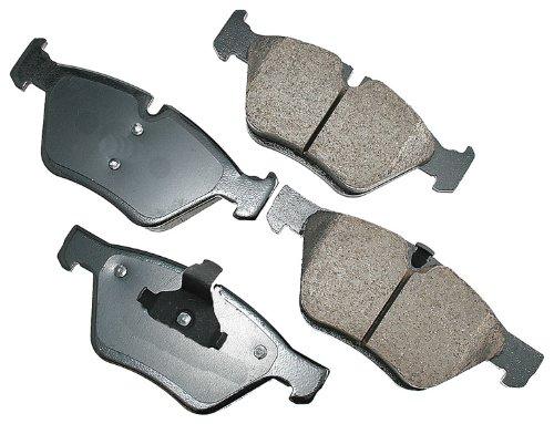 Akebono EUR1061 EURO Ultra-Premium Ceramic Brake Pad Set