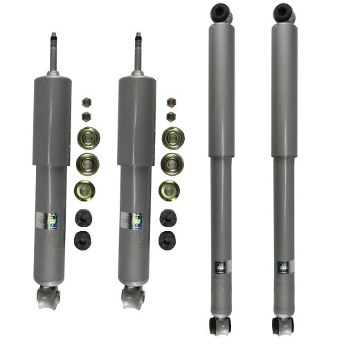 1401 - SENSEN Shocks Struts, Full Set, 4 Pieces, Lifetime Warranty
