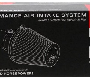 K&N Performance Cold Air Intake Kit with Lifetime Filter for Chevrolet Cruze 1.4L