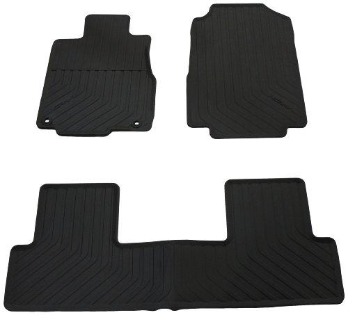 Genuine Honda Accessories 08P13-T0A-110A All Season Floor Mat