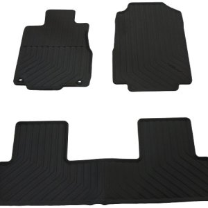 Genuine Honda Accessories 08P13-T0A-110A All Season Floor Mat