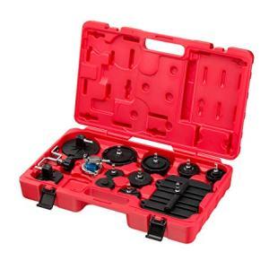 12-Piece Master Cylinder Adapter Set