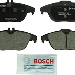 Bosch BC1341 QuietCast Premium Ceramic Rear Disc Brake Pad Set