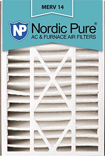 Nordic Pure 16x25x5 (4-7/8 Actual Depth) MERV 14 Trion Bear