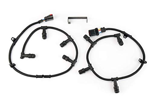 Ford Powerstroke 6.0 Glow Plug Harness Kit Compatible Replacement
