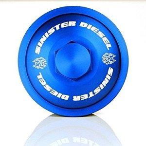 Sinister Diesel Sinister Diesel Fuel Filter Cap for Ford 6.0L