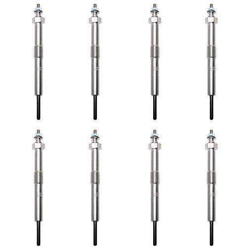 Wellman Glow Plugs 6.6L DURAMAX Diesel 2006-2011 LLY