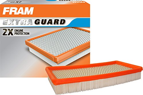 FRAM CA7421 Extra Guard Round Plastisol Air Filter
