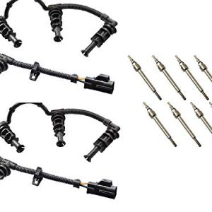 Michigan Motorsports 2008-2010 Ford 6.4L Powerstroke Diesel Glow Plugs