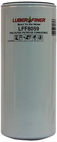 Luber-finer LFF8059-6PK Heavy Duty Fuel Filter, 6 Pack