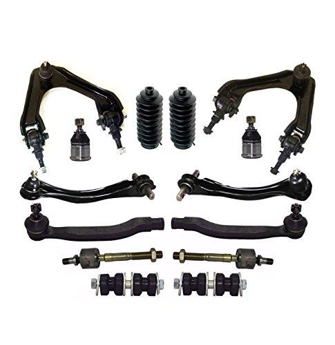 PartsW 14 Pc Front & Rear Suspension Kit