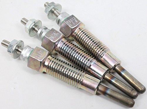 Polaris 2011-2014 Ranger Diesel Glow Plug Kit X3 3070081 New Oem