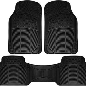 Motorup America Auto Floor Mats (Set of 3)