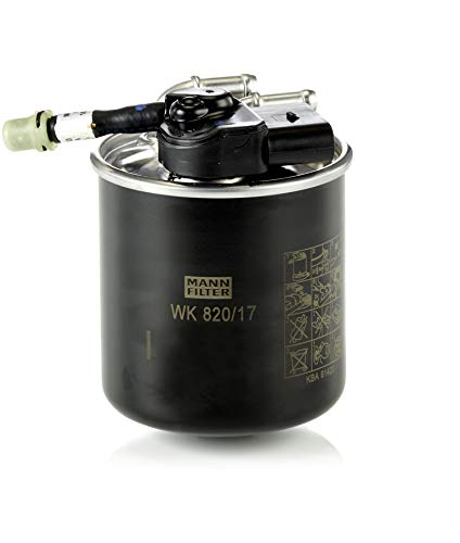 MANN Genuine Replacement Fuel filter WK82017