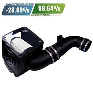 S&B Filters 75-5075-1D Cold Air Intake