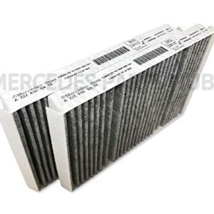 Genuine Mercedes-Benz Cabin Air Filter 222-830-04-18