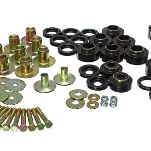 Energy Suspension 3.4170G BODY MOUNT SET WITH HARDWARE