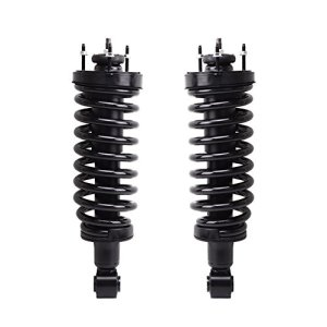 Pair Front Left/Right Quick Strut & Coil Spring Complete Assembly Shock Absorber